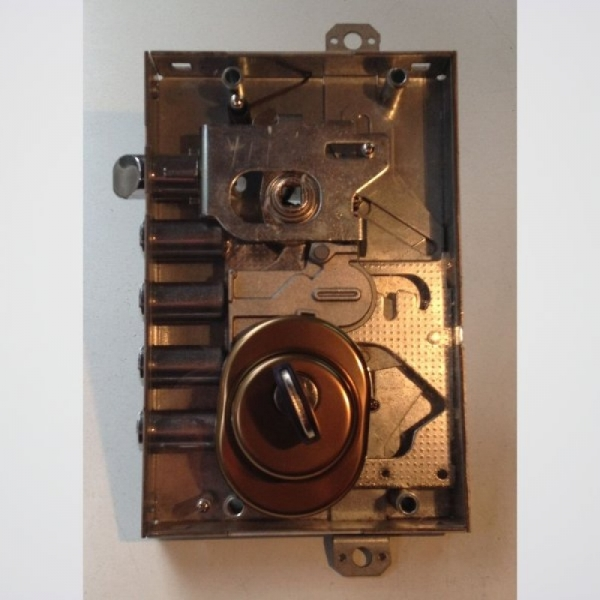 Κλειδαριά πόρτας ασφαλείας Multilock