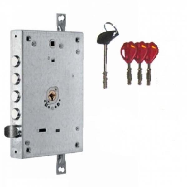 Κλειδαριά πόρτας ασφαλείας Νέου τύπου (Omega Plus)